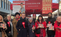 """GE19: Labour's Laura McAlpine: """"It's all about class"""" as campaign trail enters final few days"""