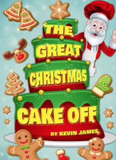 Harlow Playhouse present The Great Christmas Cake Off!