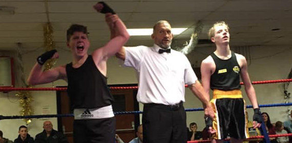 Boxing: Success for Harlow ABC in Harwich