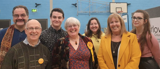 GE19: Lib Dem candidate thanks the voters of Harlow