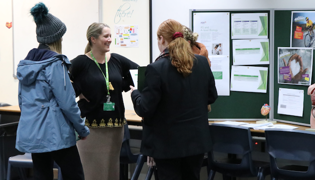 Families flock to BMAT Sixth Form Evenings
