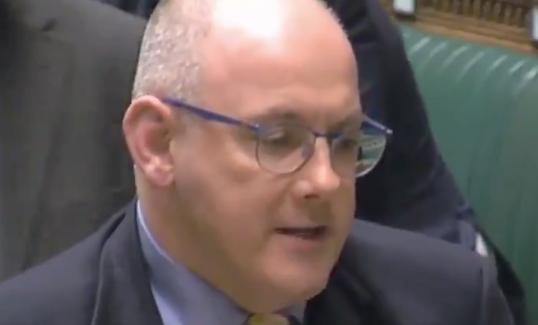 Harlow MP Robert Halfon returns to House of Commons