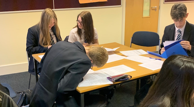 Passmores students benefit from an inspirational day at Cambridge University