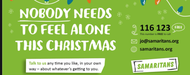 At Christmas: Here some numbers in case you need a little help from your friends