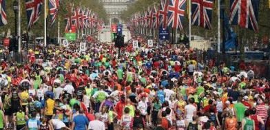 Are you running the London Marathon in 2020?
