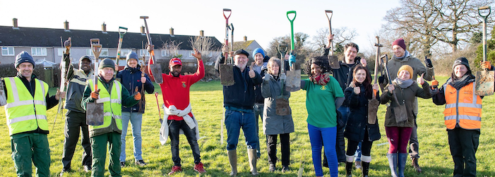 Community tree planting day to be held at Sumners Park
