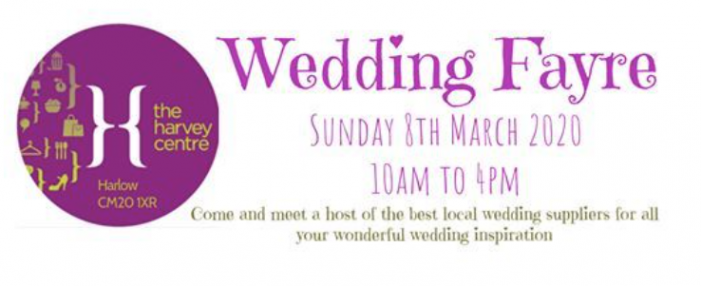Harvey Centre Wedding Fayre