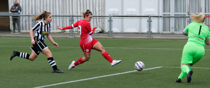 Football: Harlow Town Ladies continue to soar