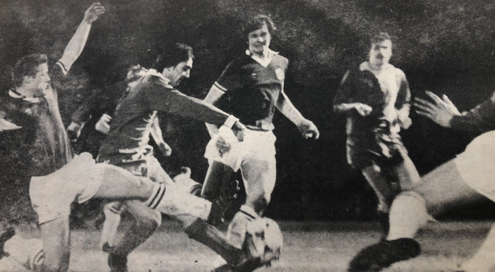 Football: January 1980: Harlow Town heroes hold Leicester to a draw