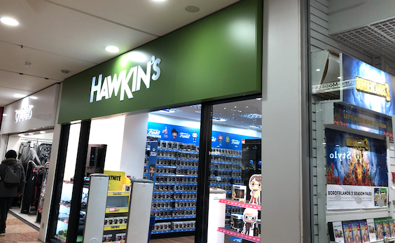 Hawkins Bazaar in the Harvey Centre set to close