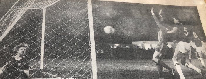 Football: Forty years ago today: Giant killers Harlow Town beat Leicester City in FA Cup