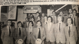 Harlow's Giant-killing FA Cup 1980: Local companies celebrate heroes' efforts