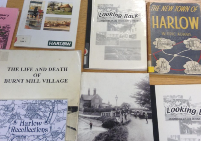 History: Find out more about history in Harlow