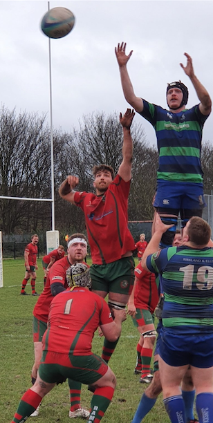 Rugby: Harlow extend unbeaten league run to 10 games.