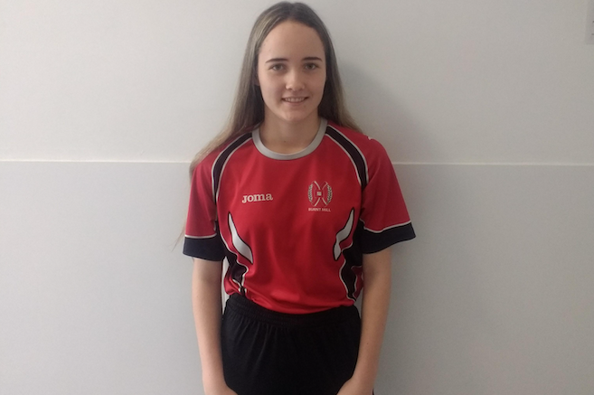 Burnt Mill Academy sportswoman clinches second national title in a year