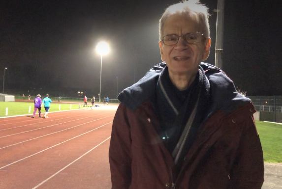 Running: Good for the body and good for the mind says parkrun veteran Alan