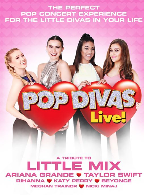 Pop Divas are coming to Harlow Playhouse