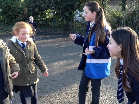 Freshwaters Primary Academy appoint playground ambassadors