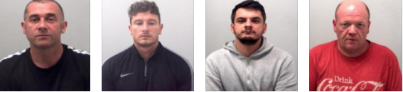 Harlow drug gang jailed for total of more than 40 years