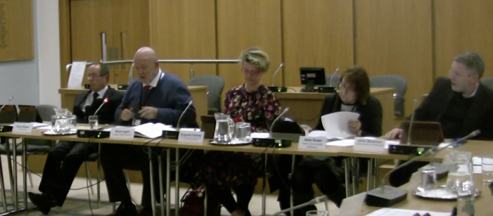 Harlow Council Cabinet Meeting: January 2020