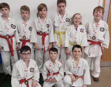 Harlow Judo Club show promise at UEL