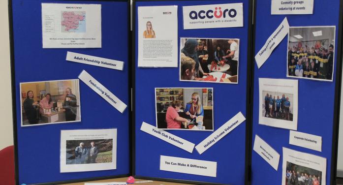 Accuro hosts Volunteer Open Day