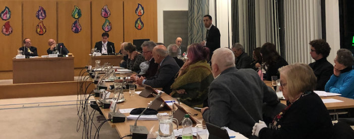 Harlow Council Meeting: Thursday January 30th 2020