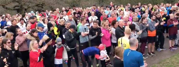 Athletics: Emotional tributes to much-loved Spencer Brooks at Harlow parkrun