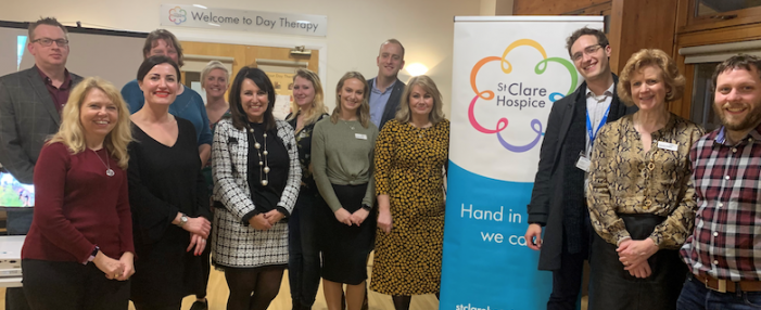 '30 make £30k' launches as businesses fundraise for Hospice's 30th Birthday