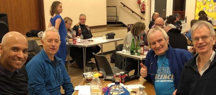 Mind in West Essex raise hundreds with Quiz Night