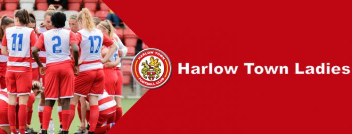 Football: Harlow Ladies X1 hit eleven against Haringey