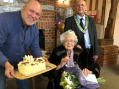 Harlow resident Muriel celebrates her 100th birthday