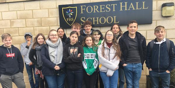 Two BMAT schools welcome Danish visitors