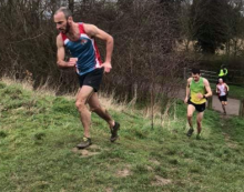 Athletics: Harlow Running Club revel in mud, woods and farmers fields