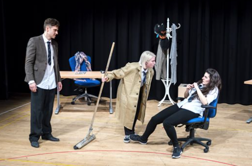 Review: Teechers at the Harlow Playhouse: A masterclass in physical comedy