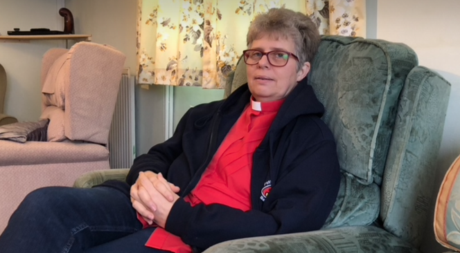 Faith Matters: Alison Taylor of Potter Street Baptist Church