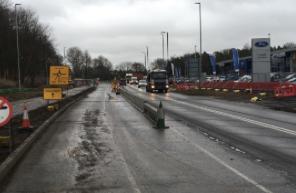 MP Robert Halfon secures completion date for Edinburgh Way roadworks