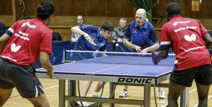 Table Tennis: Another busy month for BATTS