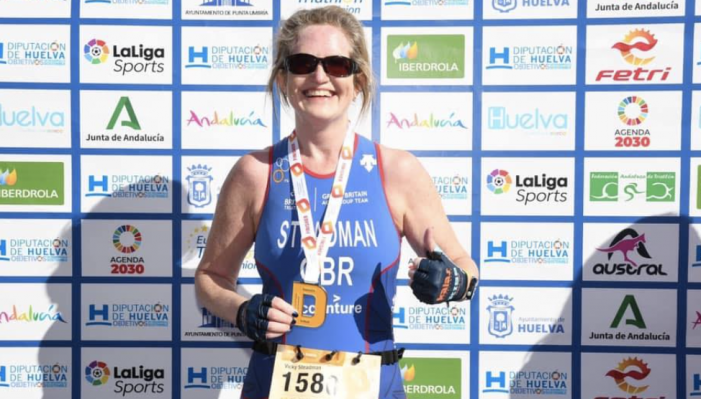 Athletics: Vicky impresses at European Duathlon Champs