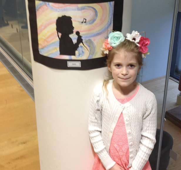 Milwards Year 3 pupils showcase their work at the Gibberd Gallery
