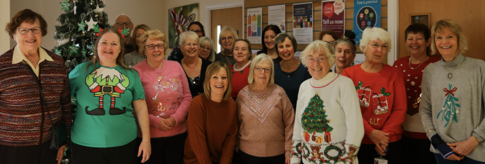 St Clare's Compassionate Neighbours project touches the lives of 100 local people
