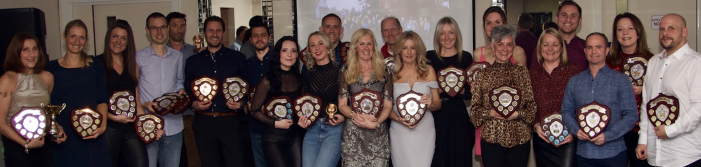 Harlow Running Club Awards Night for those who go the distance