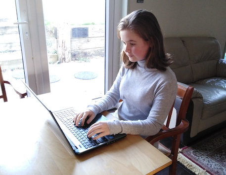 Blogspot: Journalism student Nicole begins her Covid-19 diary