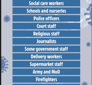 Letter to Editor: A massive thank you to our public services