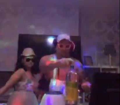 Harlow couple's hilarious TikTok videos raise hundreds for PAH