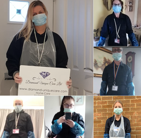 Harlow care team call for more personal protective equipment (PPE)