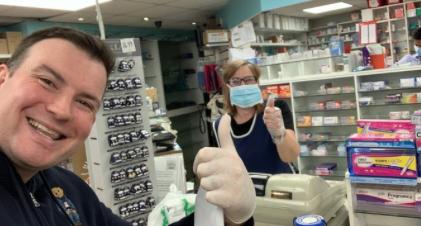 """Deputy leader of Harlow Conservatives: """"Wellbeing of coronavirus volunteers must be a priority"""""""