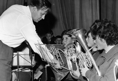 Inspirational teacher who started Harlow Youth Band at Netteswell dies at 94