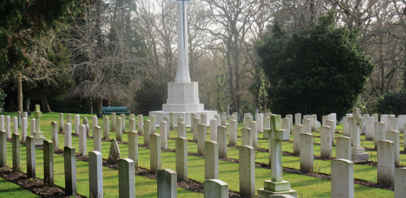 VE Day: The men from Harlow who died in World War Two: George Edward Crofton Maynard