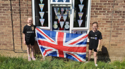 Harlow celebrates the 75th anniversary of VE Day
